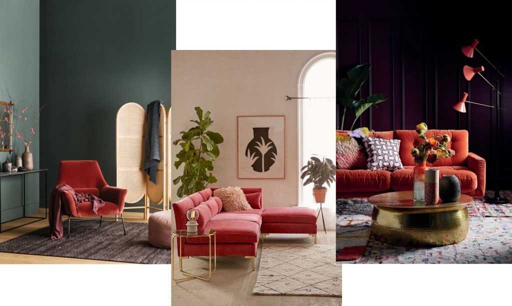 Pantone Colour of the Year 2019 - bold statement