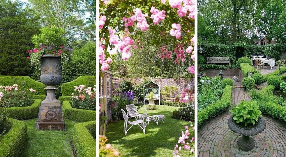 English garden landscaping ideas
